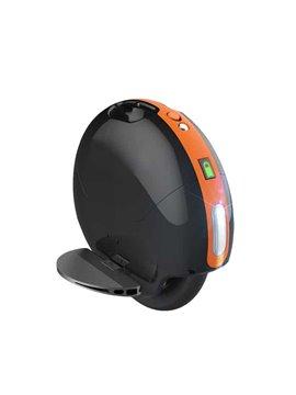 Monoroue électrique Noir et Orange avec batterie Samsung