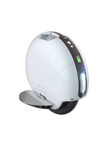 Monoroue électrique blanc avec batterie Samsung
