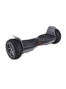 Hoverboard Tout terrain avec télécommande et Sac de transport