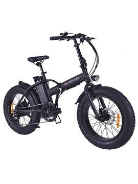 Vélo Electrique Mini Fat Adulte Noir