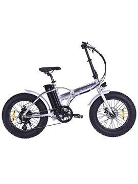 Vélo Electrique Mini Fat Adulte Chrome