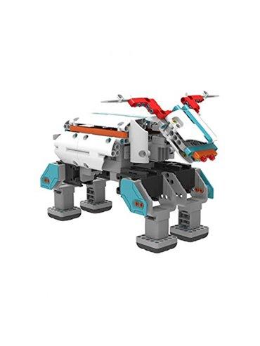 JIMU MINI - Robot motorisé éducatif et connecté - 4 servos moteurs - 249 pièces