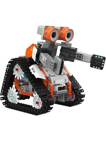 JIMU ASTROBOT - Robot de Construction Motorisé Educatif et Connecté - 371 pièces