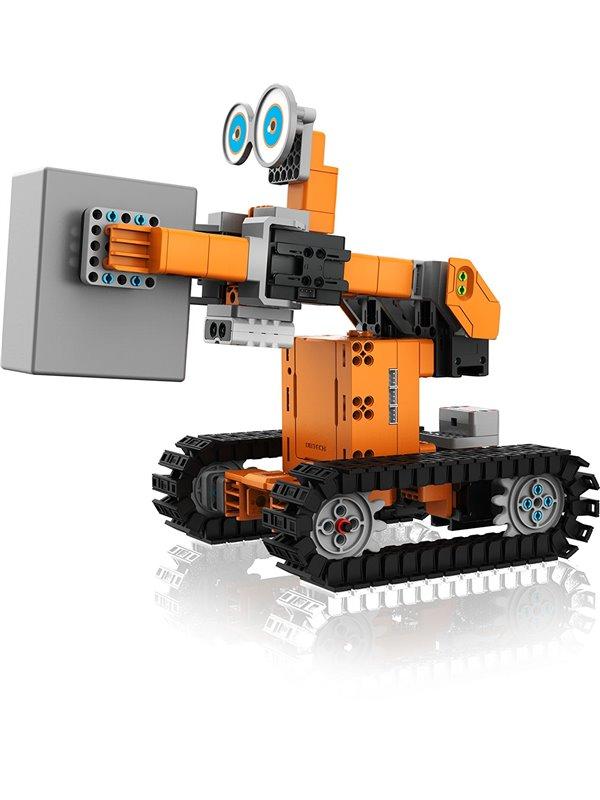 JIMU TANKBOT - Robot de Construction Motorisé Educatif et Connecté