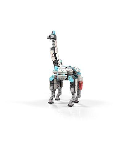 Jimu Inventeur - Robot motorisé éducatif humanoïde et animaux - 16 servos moteurs - 675 pièces