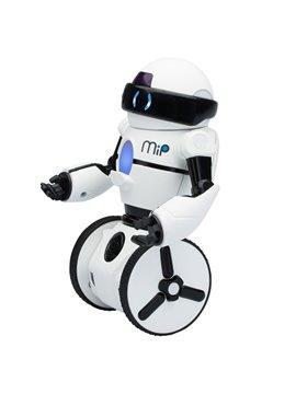 Robot autonome MIP avec capteurs de gestes - blanc