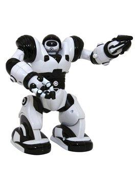 Mini Robot Articulé humanoïde RoboSapien blanc