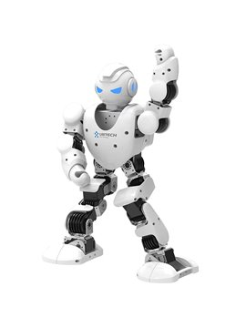 UBTECH Robot humanoïde ALPHA 1S - robot éducatif et programmable