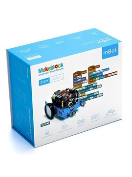 Makeblock Kit robot mBot Bluetooth programmable à monter soi-même