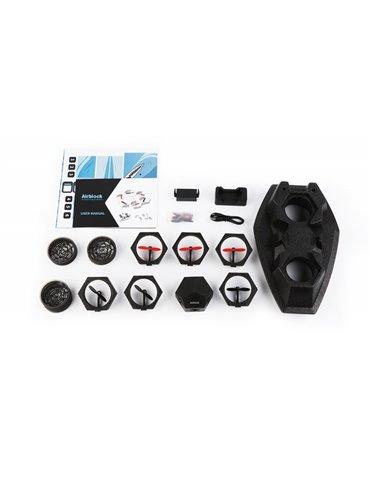 Kit Airblock à constuire et programmer soi-même: drone, hovercraft ou moto