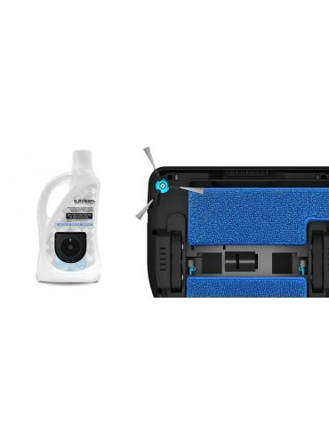 Solution nettoyante pour robot Aspirateur Robot laveur e.ziclean